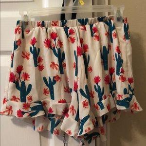 Cactus Dressy Shorts